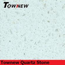 White glass fleck Quartz Stone Price