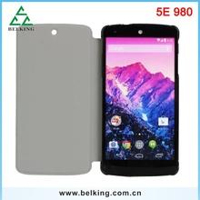 Mobile phone case Flip leather case for LG Nexus 5 E980