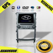 Hyundai Veracruze Car PC DVD with Capacitive Screen GPS 1G DDR3 RAM ARM Cortex A10 1.6GHZ Dual Core