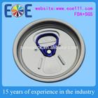 plastic bottle cap 202#RPT energy drink aluminum eoe manufacturer in East Timor