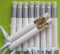 Free sample Nose Brush Makup brush with plastic brush holder