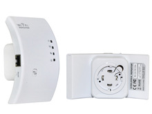 300M 802.11N Network AP repeater &CF-WR500N In stock Wireless repeater Wifi WLAN Repeater Wi Fi Router Range Extender