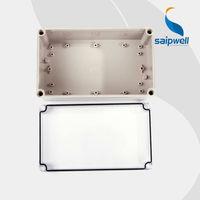 SAIP/SAIPWELL Plastic Box 150*250*100mm Waterproof Customized Wall Mount Electronic Metal Box Enclosure