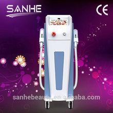 Mono ONE SHR/IPL/e-light permanent hair removal/skin rejuvenation system/derma roller