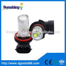 Super bright lamps 20w H8 H11 Cree led lights Car bulbs ford fusion 12-24v AC led fog bulb
