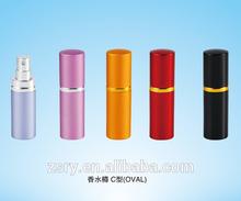 5ml Oval shape spray pump bottle