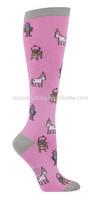 Trifecta Sock Lady Knee High Knitting Sock