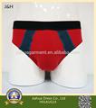 venta caliente rojo clásico de la cadera boxer shorts para hombre