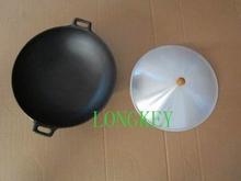 2014 hot sale chinese cast iron cauldron / cast iron big wok