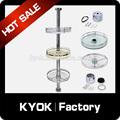 نظام القطب kyok سلسلة اكسسوارات المطبخ والأثاث، مطبخ مجلس الوزراء الأجهزة