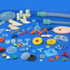 good sealing colourful molded silicone rubber parts