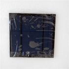 Mini epoxy plate,epoxy resin plate,5W 12V solar panel 200*200mm poly/mono mini solar module with non-stick protective film