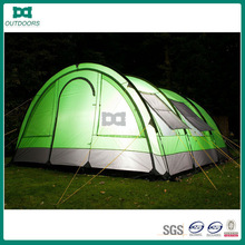Green family camping tent light tent