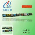 Tuv , UL , huagao más alta eficiencia llevó el tubo del controlador de la ca 100 - 277 tube8 chino sexo led tubo 8 de china para cocina