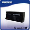 Different types solar energy battery 12v 200ah dry cell rechargeable battery