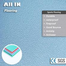 Wonderful Long Service life High quality sports flooring tennis racket