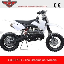 Mini Bike Popular Mini Dirt Bike Mini Motorcycles with 2 Stroke with CE Approval(DB501A)