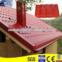 Metallic Spanish Roofing Tile Certeg Tile