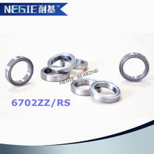 China ninbo cixi deep groove ball 6702 ZZ 2RS OPEN nsk bearing