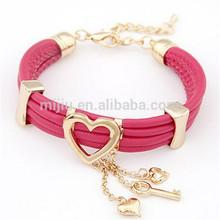 2015 alibaba china wholesale ladies bracelet wrist with fish hook