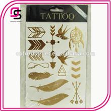 DIY Flash Tattoos Love Jewelry Foil Flash Tattoo Flash Body Tattoo 50Model Is Available