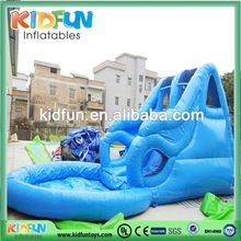 Contemporary best selling 2014 inflatable slide water beach