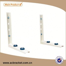 Professional Factory Supply Cheap Prices!! Adjustable double iron curtain tube bracket