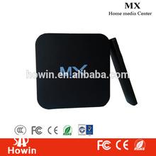 Amlogic 8726 MX TV Box Dual Core Mx Android Smart Tv Box Android 4.2 XBMC Preinstalled