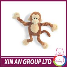 toy manufactory plush toy small cute monkey