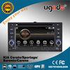 Bluetooth Car DVD for Kia Cerato car dvd/gps navigation/car radio