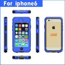 Hot Sell Waterproof case for iphone6,for iphone 6 waterproof case,for iphone 6 case waterproof