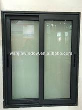 High quality aluminum residential sliding windows