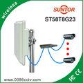 5.8g inalámbrica de largo alcance equipos wifi