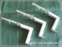 OEM customized door and windows aluminum accessories