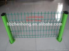 Good corrosion resistance Welded 3D folding pet fence