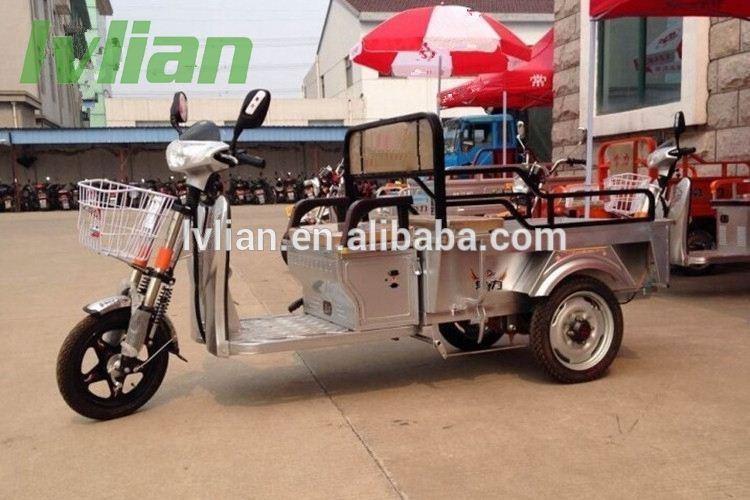 Tre Moto Ruote Elettrico