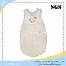 Hot Sale Super Soft baby Sleeping Bag rectangle sleeping bags