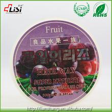 China wholesale custom hair gel or wax for men wholesale/oem