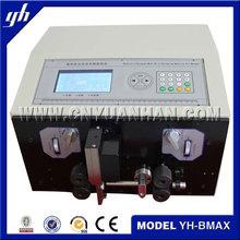 Automático de fio máquina de descascamento, fio máquina de corte, fio máquina stripper yh- bmax