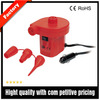 Universal portable electric air pump electric auto balloon inflator 12V DC