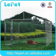 galvanized wire mesh portable dog pen