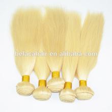 Belaca hair top quality a popular honey blonde brazilian hair weave