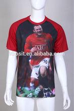 china wholesale clothing man fashion apparel sportswear soccer jerseys football T- shirt