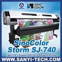 2014 Hot Sale Canvas Printing Machine