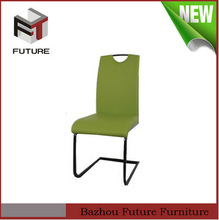 cheap leather lime green dining room chair