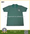 Venta al por mayor de alta calidad 100% normal de algodón deporte t camisa de polo para los hombres