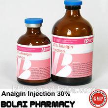 pig medicine 30% analgin injection