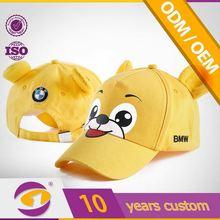 Better Cap Highest Level Custom Shape Printed Baby Sun Visor Hat