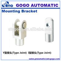 Y type T type I type joint aluminum pneumatic cylinder tube