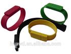 wristband flash memory bracelet usb stick , Silicon Bracelet Usb Wristband Usb Stick , wristband pen drive